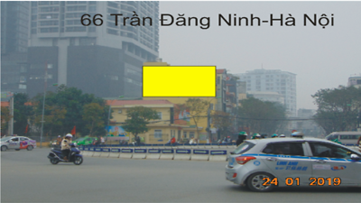 Billboard 66 Tran Dang Ninh, Hanoi